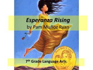 Esperanza Rising by Pam  Mu�oz  Ryan
