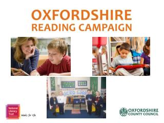 What is the Oxfordshire Reading Campaign?