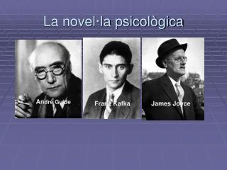 La novel·la psicològica