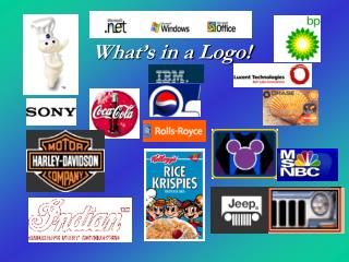 What�s in a Logo!