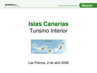 Islas Canarias Turismo Interior