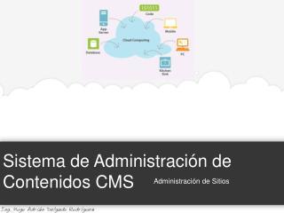 Sistema de Administración de Contenidos CMS