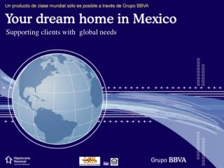 Supporting clients with  global needs