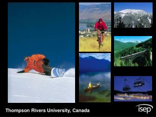 Thompson Rivers University, Canada