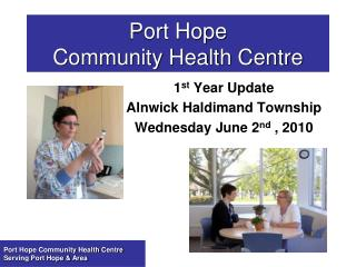 Port Hope  Community Health Centre