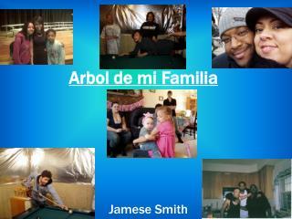 Arbol de mi Familia