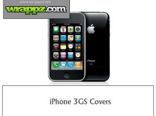 Stylish iPhone 3gs Covers from Wrappz