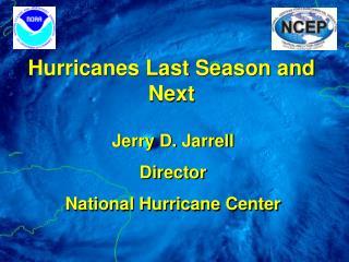 Hurricanes Last Season and Next