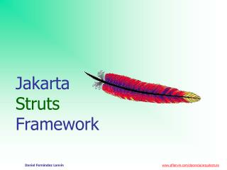 Jakarta Struts Framework
