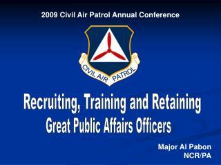 2009 Civil Air Patrol Annual Conference