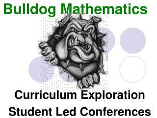 Bulldog Mathematics