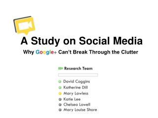 A Study on Social Media
