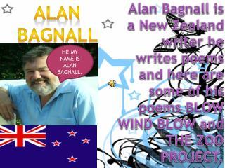 Alan Bagnall