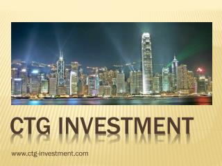 CTG Investment