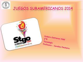 Juegos Suramericanos 2014