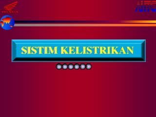 SISTIM KELISTRIKAN