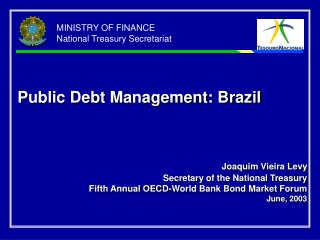 Public Debt Management: Brazil