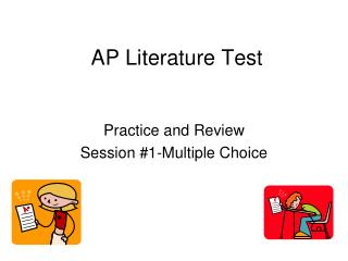 AP Literature Test