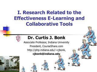 I. Research Related to the Effectiveness E-Learning and Collaborative Tools