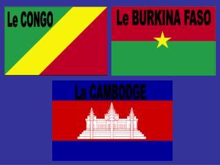 Le CONGO