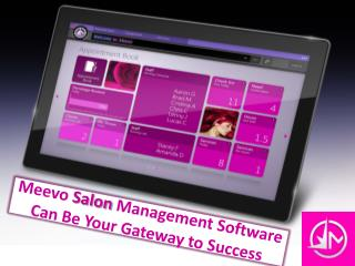 Meevo Salon Management Software Can Be Your Gateway to Succe