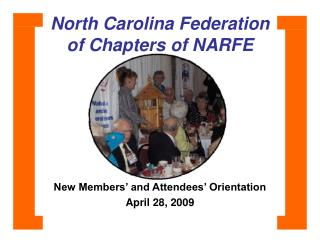 North Carolina Federation  of Chapters of NARFE