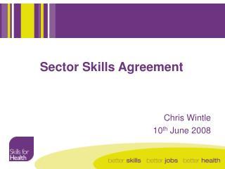 Chris Wintle 10 th  June 2008