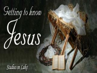 """A Rough Start"" Luke 4:14-30"