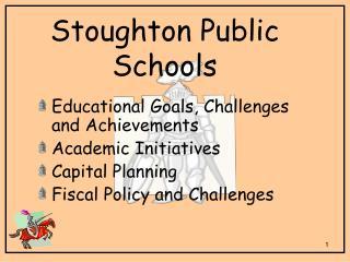 Stoughton Public Schools