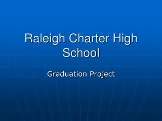 Raleigh Charter High School