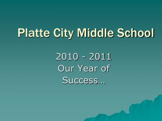 Platte City Middle School