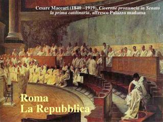Roma La Repubblica