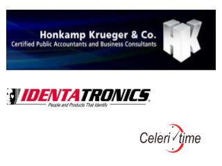 Honkamp Krueger & Co Your Partner in Success