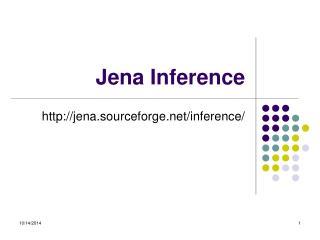 Jena Inference