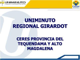 UNIMINUTO  REGIONAL GIRARDOT