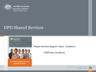 DPG Shared Services