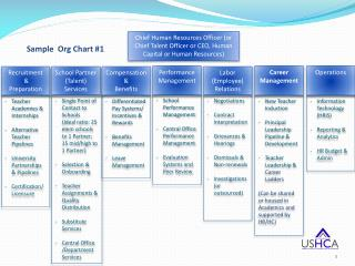 Sample  Org Chart #1