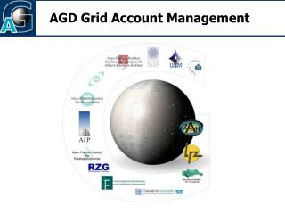 AGD Grid Account Management
