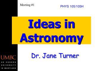 Dr. Jane Turner