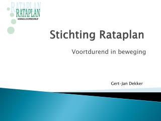 Stichting Rataplan