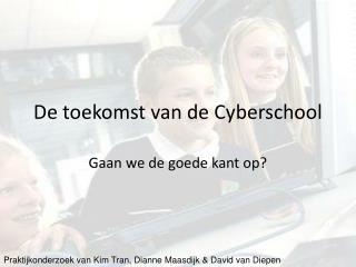De toekomst van de Cyberschool