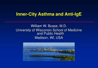 Inner-City Asthma and Anti-IgE