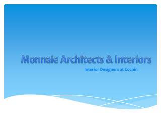 Top Interior Designers in Cochin, Kerala, India