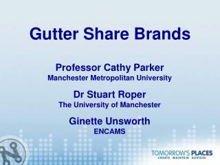 Gutter Share Brands