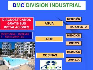 D M C  DIVISI�N INDUSTRIAL
