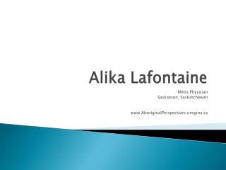 Alika  Lafontaine