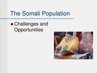 The Somali Population