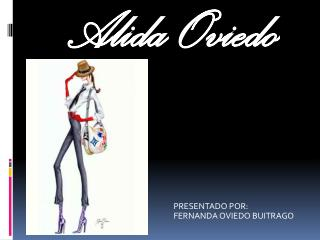 Alida Oviedo