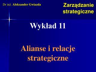 Zarz?dzanie strategiczne