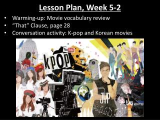 Lesson Plan, Week  5-2